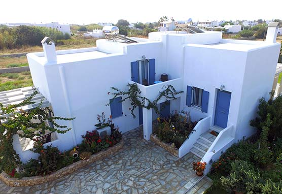 Pelagos Apartments in Skyros